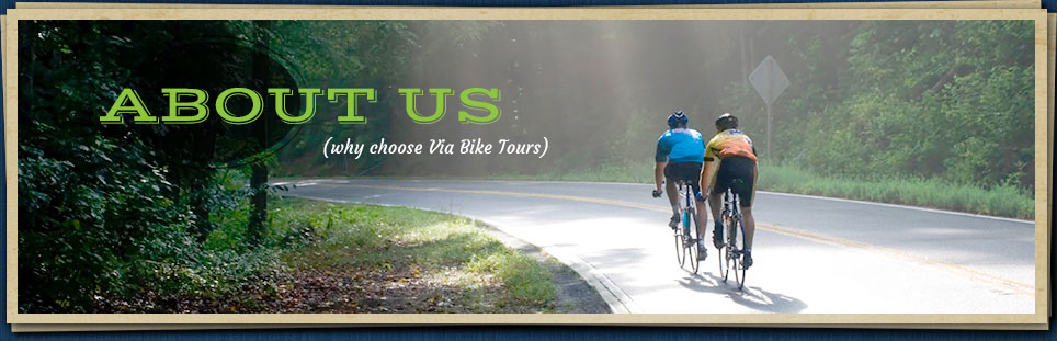 About Via Bike Tours