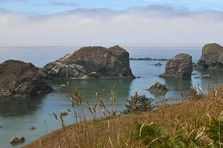 Scenic Oregon Coast Bicycle Tour