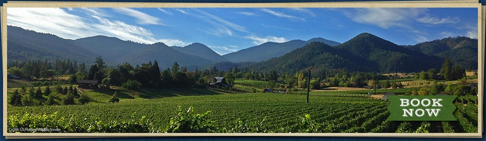 Southern Oregon Wine Country Bicycle Tour