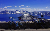 Britt Orchestra at Crater Lake Bicycle Tour